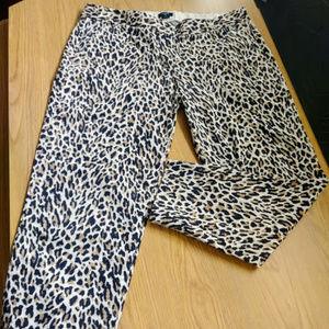 J.Crew Crop Pants
